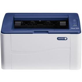 Impressora Laser Mono Xerox Phaser 3020bib