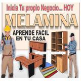 Pack Fabrica Facil Y En Casa Muebles De Melamina Mdf