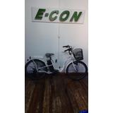 Bicicleta Electrica E-con E-bike En Salto
