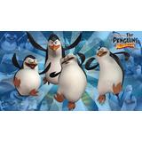 Kit Imprimible Para Tu Fiesta De Pinguinos De Madagascar