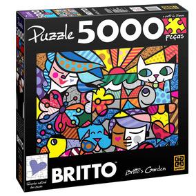 Puzzle 5000 Pecas Romero Britto - Brito