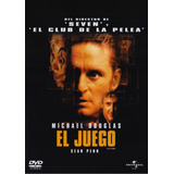 El Juego The Game Michael Douglas Pelicula Dvd
