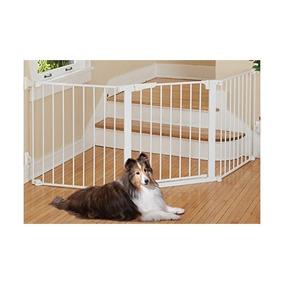Puerta Comando Personalizado Pet Fit, 29.5 , Blanco