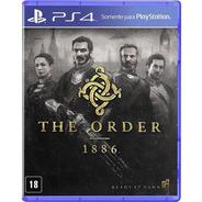Jogo The Order 1886 Para Ps4
