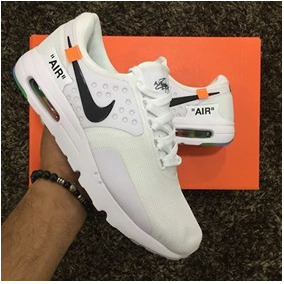Tenis Zapatillas Nike Air Max Zero Mujer Hombre 2018
