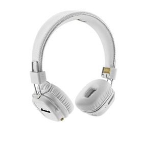 Headphone Marshall Major Ii Bluetooth 30hrs+ De Música Branc