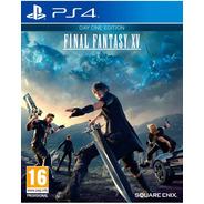 Final Fantasy Xv Ps4 Original Fisico Envío Grátis