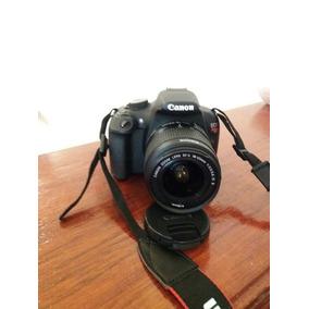 Camara Canon Semi - Profecional Eos Rebel T5 Sin Cargador