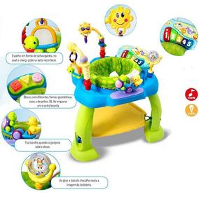 Cadeira Multi Atividades Brincadeiras Para Bebes Zoop Toys