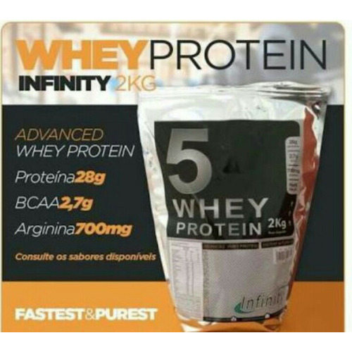 Whey Protein 5w 4 Kilos Wey Way Proten Blend De Proteína