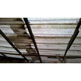 Lote De Telhas Canalete/calhetão 410x28cm Cobre 22 Metros