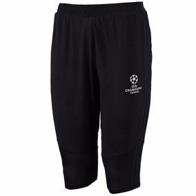 Pants Futbol 3/4 Champions League Hombre Adiads Az1828