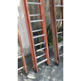 Escada Seminova Fibra 6mt