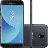Celular Samsung Galaxy J5 Pro Dual Chip Android 7.0 Preto