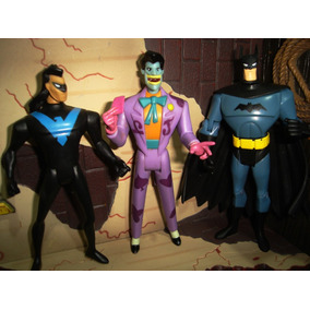 Nightwing Batman E Joker Jlu Liga Da Justiça Unlimited