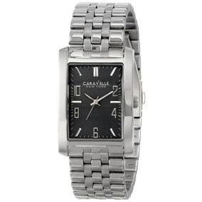 Reloj Caravelle New York 43a118 Acero Inoxidable,