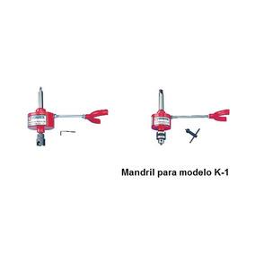 Cabezal Roscador Marca Vertex K-1 De 3 A 8 Mm Cola Mt2 Cm2
