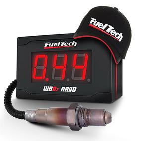 Fueltech Wide Band O2 Meter Nano Sonda Bosch E Chicote De 2m