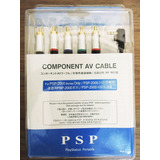Cabo De Video Audio Componente 1080i Tv P/ Sony Psp Go N100
