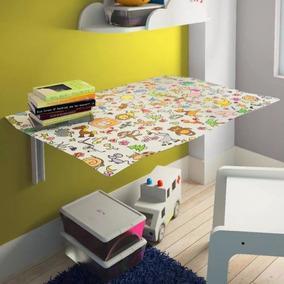 Mesa De Estudo Dobrável Infantil Kids Toys 01 Cadeira