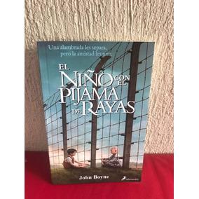 Libro El Niño Con La Pijama De Rayas
