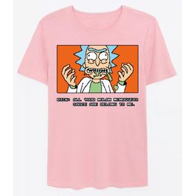 177878004 Camiseta Rick E Marty - Camisetas e Blusas no Mercado Livre Brasil
