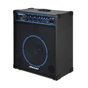 Caixa Oneal Amplificada Multiuso Ocm490bt Bluetooth