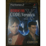 Resident Evil Code Verónica Para Ps2 Envío Gratis
