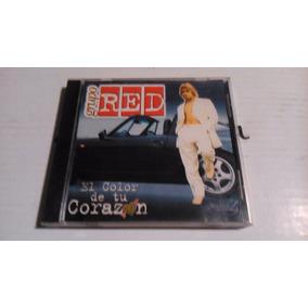 Grupo Red - El Color De Tu Corazon