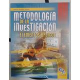Metodologia De La Investigacion, Libro Nuevo