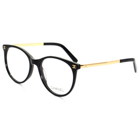 Oculos De Grau Chanel Original 3356 Armacoes - Óculos no Mercado ... 553f9b444d