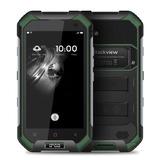 Blackview Bv6000 4g Celular 3gb 32gb 2 Cámaras Impermeable