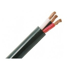 Cable Eléctrico Concéntrico 3 X 14 Saldo De 10 Metros