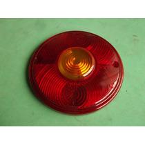 Lente Lanterna Traseiro Mercedez 1111/1113/608d Redonda
