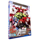 Cuentos De Los Vengadores-avengers Assemble 8 Tomos