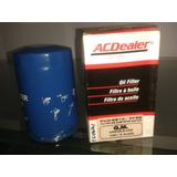 Filtros Aceite Cheyenne Blazer Cavalier Cod 3980 Acdealer