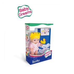Boneca Baby Dreams Dodói Cotiplás