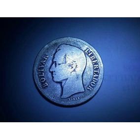 Moneda 1936 Estados Unidos De Venezuela