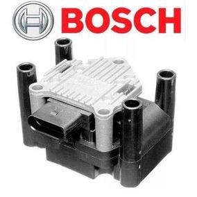 Kit Bobina Cabo De Vela Ignição Gol G5 G6 1.6 Bosch