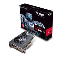 Placa De Vídeo Sapphire Radeon Rx 480 8gb Ddr5 Pci Express