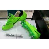 Nike Mercurial Vapor Xi Sg- Radiation Flare/ Eléctrico Verde