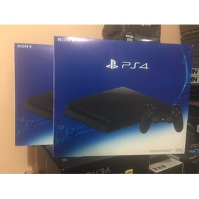 Playstation 4 / Ps4 / Slim / 500gb / Joystick / Envío Gratis