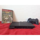 Playstation2 Con Socom 3 Y Control Alámbrico