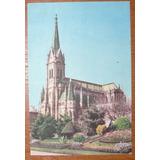Tarjeta Postal De Mar Del Plata - Basílica De San Pedro