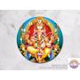 Reloj De Pared De Ganesha