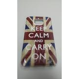 Capa Para Samsung Galaxy S2 Keep Calm