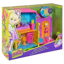 Polly Pocket Casa Club De Polly Original Mattel