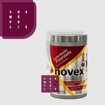 Novex Hidratación / Tratamiento: Queratina Absoluta - 400g