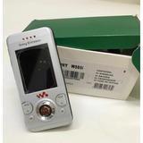 Celular Sony Ericsson W580i Walkman Slide Bluetooth