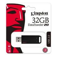Pendrive 32gb Kingston Datatraveler 20 Dt20 Pen Drive 2.0